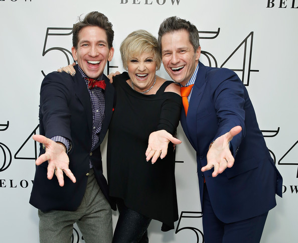 At 54 Below: Barry Manilow Visits With Lorna Luft