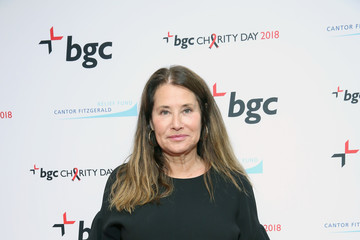 Lorraine Bracco Annual Charity Day Hosted By Cantor Fitzgerald, BGC and GFI - BGC Office - Arrivals