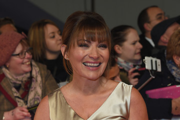 Lorraine Kelly National Television Awards - Red Carpet Arrivals