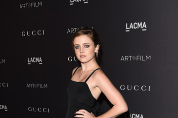 Lorraine Nicholson LACMA 2015 Art+Film Gala Honoring James Turrell and Alejandro G Inarritu, Presented by Gucci - Red Carpet