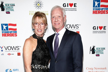 Lorrie Sullenberger The New York Comedy Festival And The Bob Woodruff Foundation Present The 12th Annual Stand Up For Heroes Event
