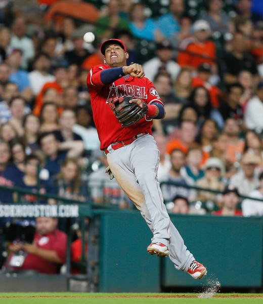 Mike Fiers Vs Houston: Yunel Escobar