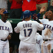 Nelson Cruz and Ron Washington Photos