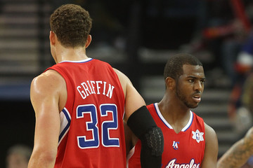 Blake Griffin Los Angeles Clippers v Golden State Warriors