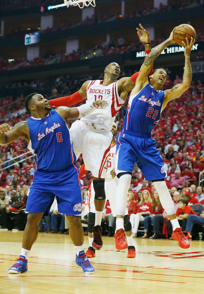 Dwight Howard Pictures Los Angeles Clippers V Houston