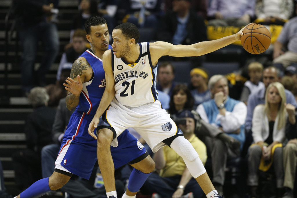 Tayshaun Prince Pictures Los Angeles Clippers v Memphis Grizzlies ...