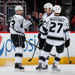 Robyn Regehr and Alec Martinez