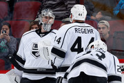Robyn Regehr and Martin Jones Photos Photo