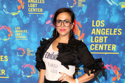 Writer Sarah Gertrude Shapiro attends the Los Angeles LGBT Center 47th Anniversary Gala Vanguard Awards at Pacific Design Center on September 24, 2016 in West Hollywood, California.