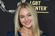 """Mollee Gray attends Los Angeles LGBT Center Celebrates 50th Anniversary With """"Hearts Of Gold"""" Concert & Multimedia Extravaganza at The Greek Theatre on September 21, 2019 in Los Angeles, California."""