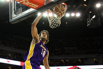 Mikki Moore Los Angeles Lakers v Golden State Warriors