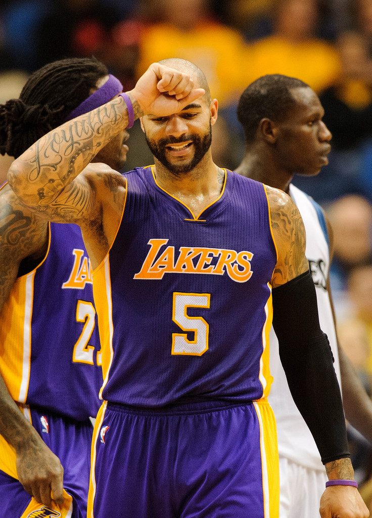 Carlos Boozer Photos Photos - Los Angeles Lakers v ...