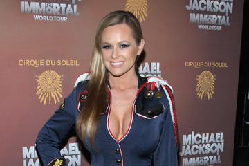 Katie Lohmann Los Angeles Premiere Of Michael Jackson THE IMMORTAL World Tour By Cirque du Soleil