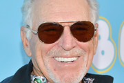 """Jimmy Buffett attends the Los Angeles premiere of Neon And Vice Studio's """"The Beach Bum"""" at ArcLight Hollywood on March 28, 2019 in Hollywood, California."""
