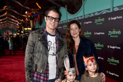 Johnny Knoxville and Arlo Clapp Photos Photo
