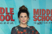 """Actress Lauren Graham attends the Los Angeles Red Carpet Screening of """"Middle School"""" in Hollywood, California, on October 5, 2016. / AFP / VALERIE MACON"""