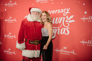 "Candace Cameron-Bure arrives at the Los Angeles special screening of Hallmark Channel's ""A Christmas Love Story"" at Montage Beverly Hills on October 21, 2019 in Beverly Hills, California."