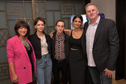 """Producer Mary Rohlich, Brigette Lundy-Paine, Keir Gilchrist, Executive Producer Robia Rashid and Michael Rapaport attend the Los Angeles Special Screening of Netflix's """"Atypical"""" Season 2""""  at The London Hotel on September 5, 2018 in West Hollywood, California."""