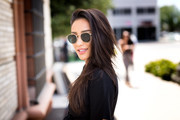 Actress Shay Mitchell attends the Los Angeles Times Food Bowl - Secret Burger Showdown at Wallis Annenberg Center for the Performing Arts on May 26, 2018 in Beverly Hills, California.
