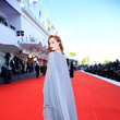 "Lotte Verbeek ""Lacci"" Red Carpet And Opening Ceremony Red Carpet Arrivals - The 77th Venice Film Festival"