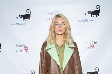Lottie Moss Nat&Liv Comino Collection Launch