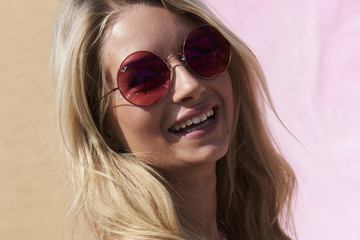 Lottie Moss Ray-Ban Rooms At Barclaycard Presents British Summer Time Hyde Park