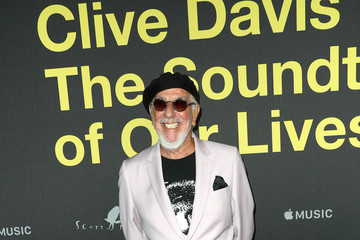 Lou Adler Premiere of Apple Music's 'Clive Davis: The Soundtrack of Our Lives' - Arrivals