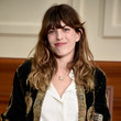 Lou Doillon Front Row at Chanel