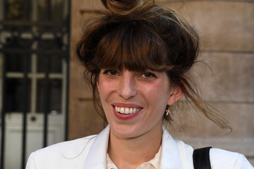 Lou Doillon Berluti: Front Row - Paris Fashion Week - Menswear Spring/Summer 2018