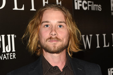 Lou Taylor Pucci The Los Angeles Premiere Of 'WILDLIFE'