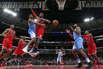 Lou Williams Los Angeles Clippers vs. Chicago Bulls