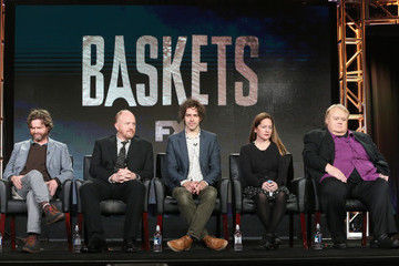 Louie Anderson 2016 Winter TCA Tour - Day 12