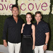 Louis Aguirre  Star-Studded Beach Dinner With Master Chef Jose Andres to Celebrate the NEW Cove Resort on Paradise Island, The Bahamas