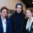 Louis Garrel MoMA And Luce Cinecittà Honor Alice Rohrwacher And The Actress Alba Rohrwacher With First North American Retrospective