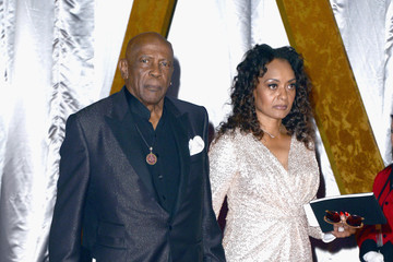 Louis Gossett Jr. Candy Brown 88th Annual Academy Awards - Post Show Departures