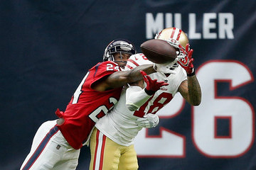 Louis Murphy San Francisco 49ers v Houston Texans