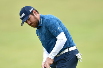 Louis Oosthuizen 146th Open Championship - Day One