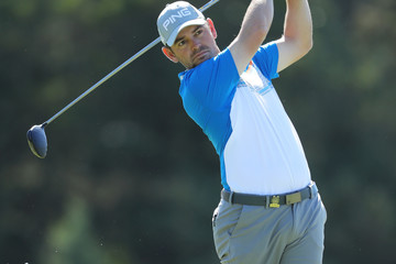 Louis Oosthuizen US Open - Round One