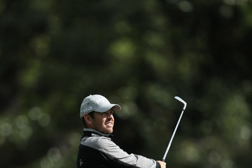 Louis Oosthuizen The Masters - Round One