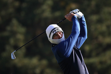 Louis Oosthuizen The CJ Cup - Round Two
