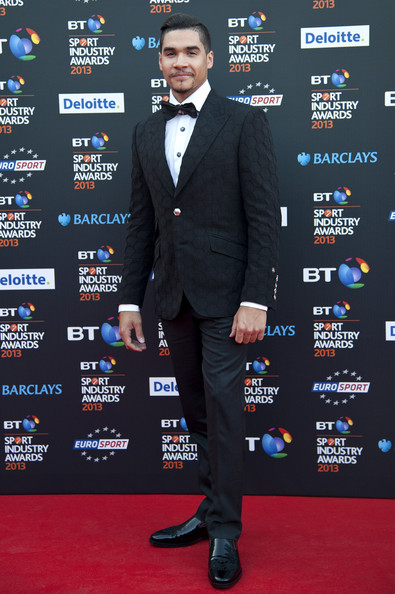 Arrivals at the BT Sports Industry Awards