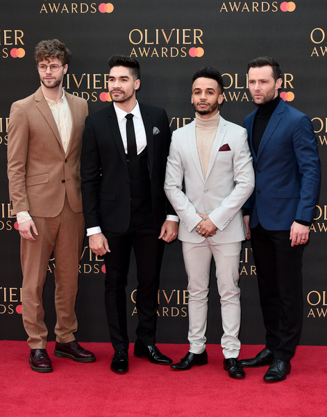 The Olivier Awards 2019 With MasterCard - Red Carpet Arrivals