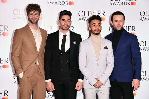 The Olivier Awards 2019 With MasterCard - Press Room