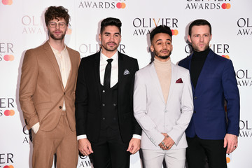 Louis Smith The Olivier Awards 2019 With MasterCard - Press Room