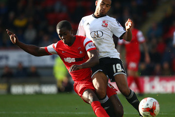 Louis Thompson Leyton Orient v Swindon Town - Sky Bet League One