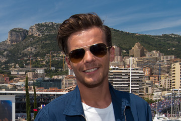 Louis Tomlinson Celebrities On The Red Bull Energy Station