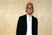 Hidetoshi Nakata attends the Louis Vuitton Womenswear Spring/Summer 2020 show as part of Paris Fashion Week on October 01, 2019 in Paris, France.