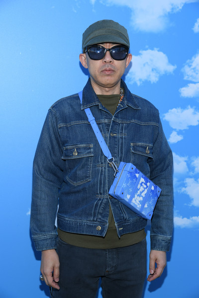 Nigo - Louis Vuitton : Photocall - Paris Fashion Week - Menswear F/W 2020-2021