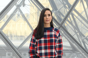 Jennifer Connelly attends the Louis Vuitton show as part of the Paris Fashion Week Womenswear Fall/Winter 2019/2020  on March 05, 2019 in Paris, France.