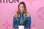 Riley Keough attends Louis Vuitton Unveils Louis Vuitton X: An Immersive Journey on June 27, 2019 in Beverly Hills, California.